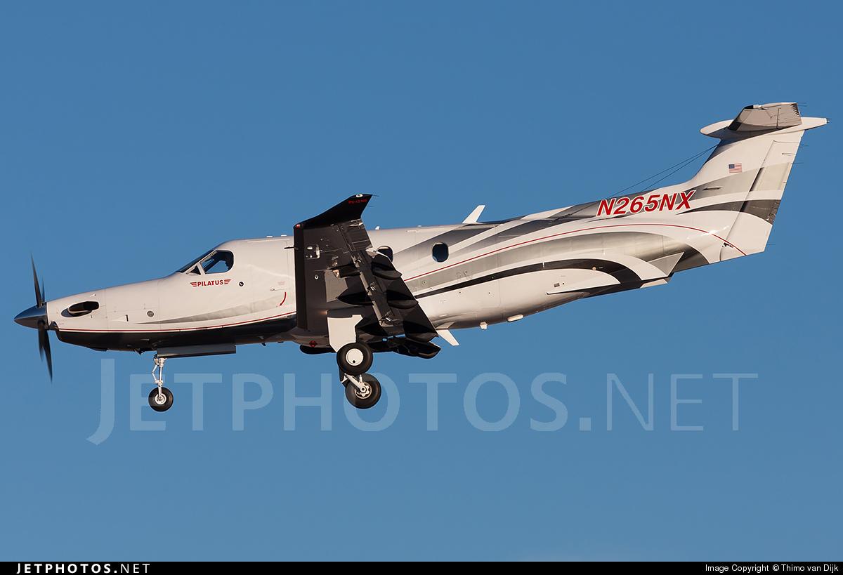 N265NX - Pilatus PC-12/47E - Private
