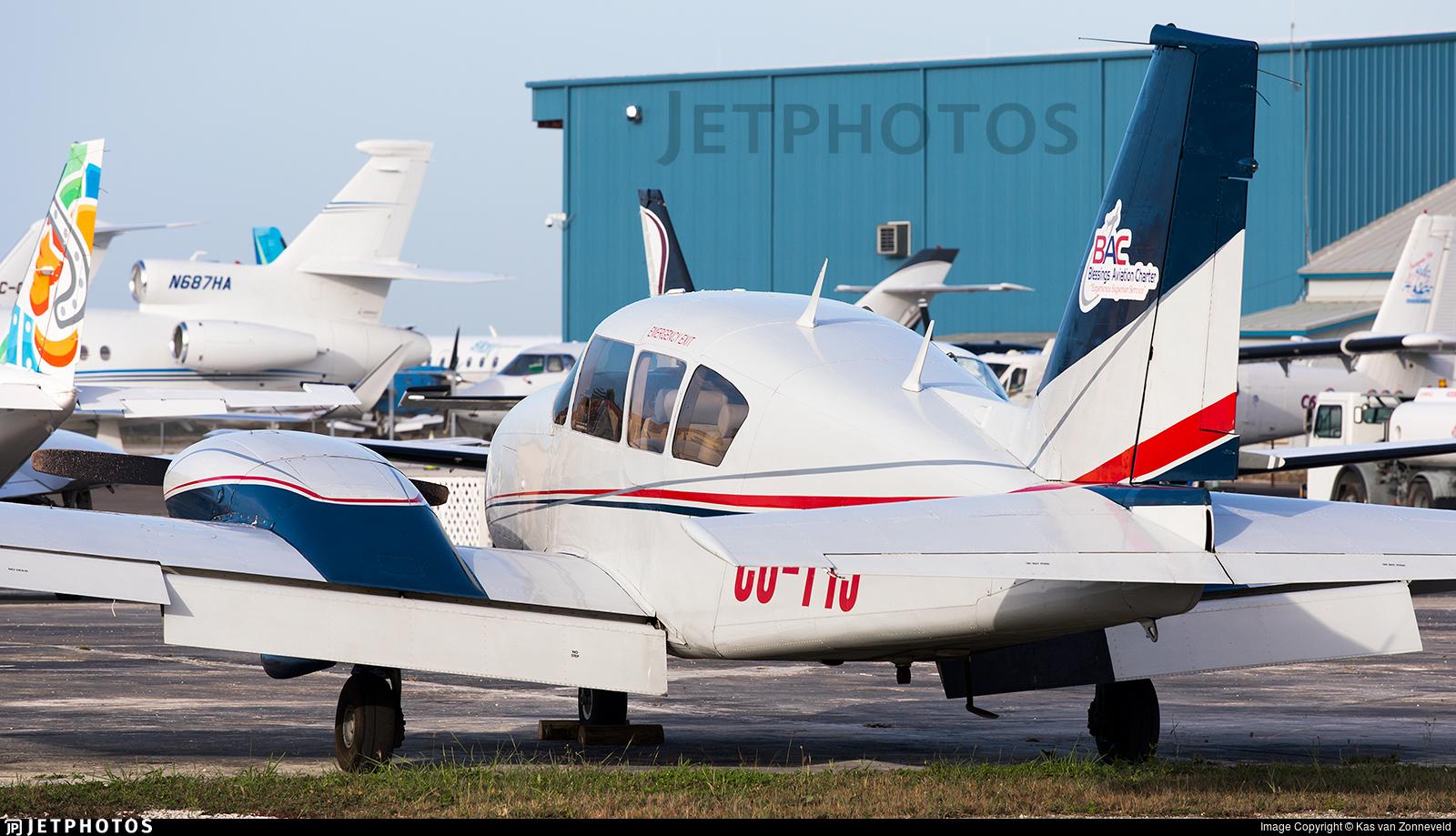 C6-TTJ - Piper PA-23-250 Aztec E - Blessings Aviation Charter (BAC)