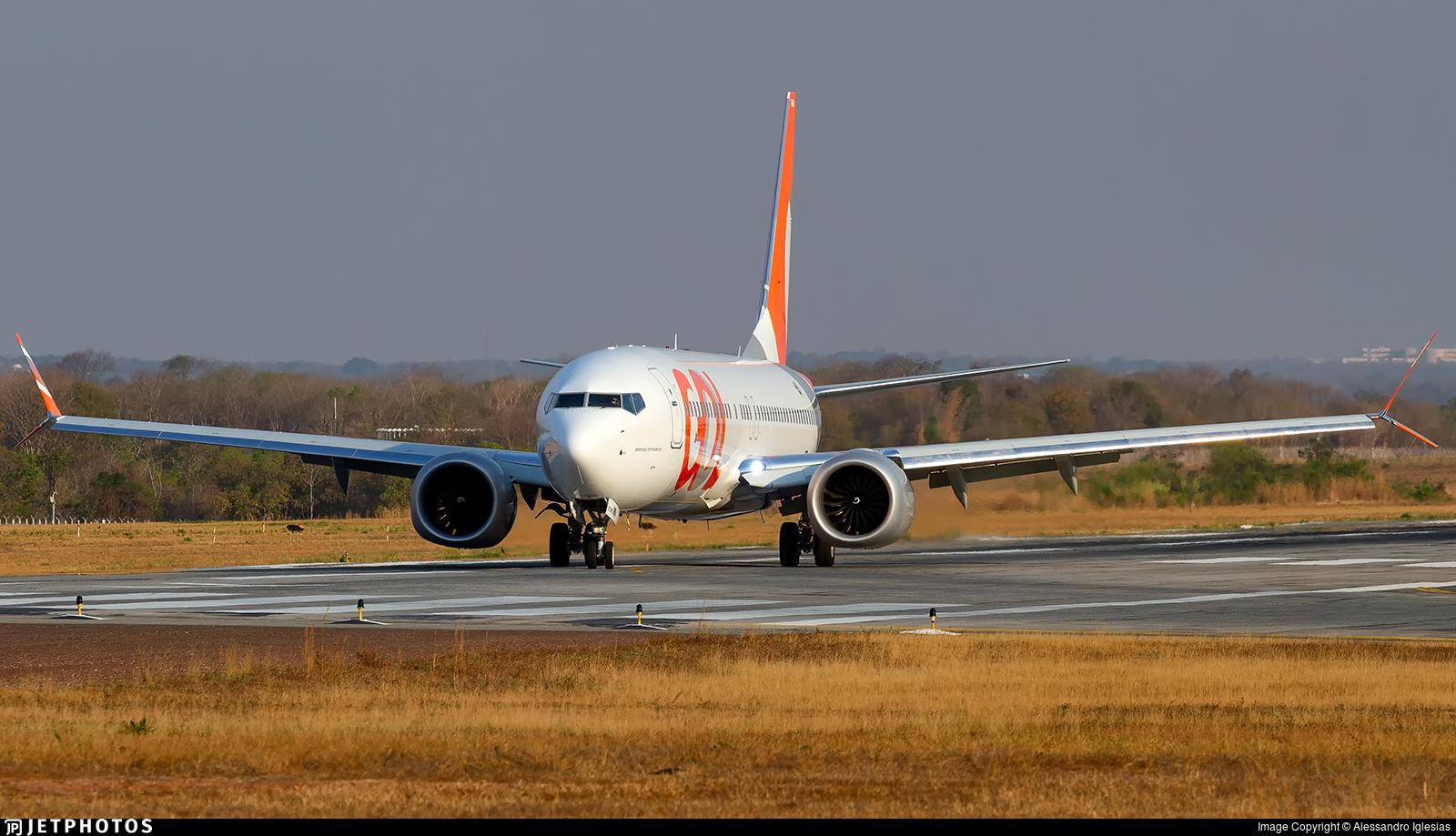 PR-XMN - Boeing 737-8 MAX - GOL Linhas Aereas