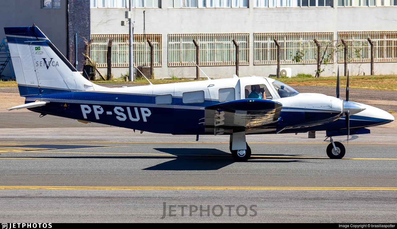 PP-SUP - Piper PA-34-220T Seneca V - Private