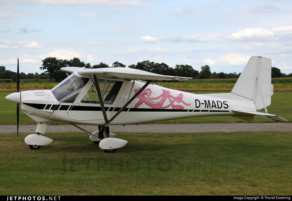 D-MADS - Ikarus C-42 - Private