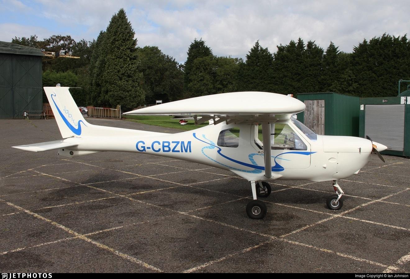 G-CBZM - Jabiru UL-450 - Private