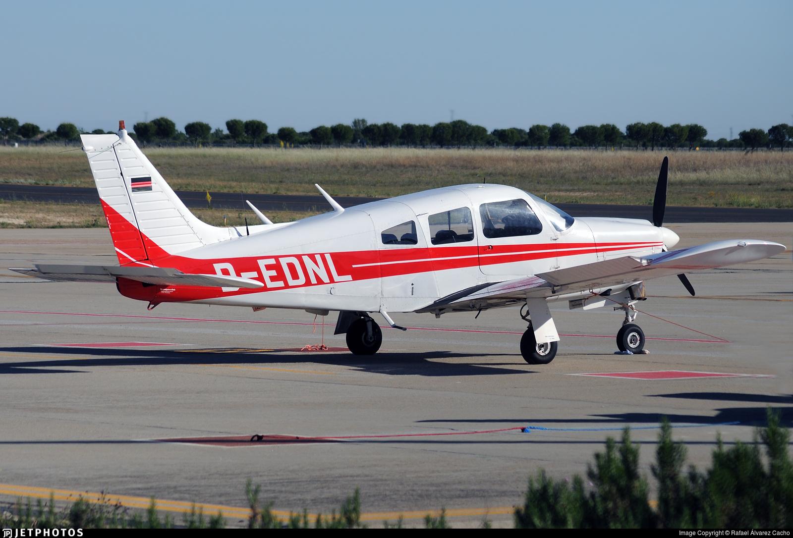 D-EDNL - Piper PA-28R-200 Cherokee Arrow II - Private