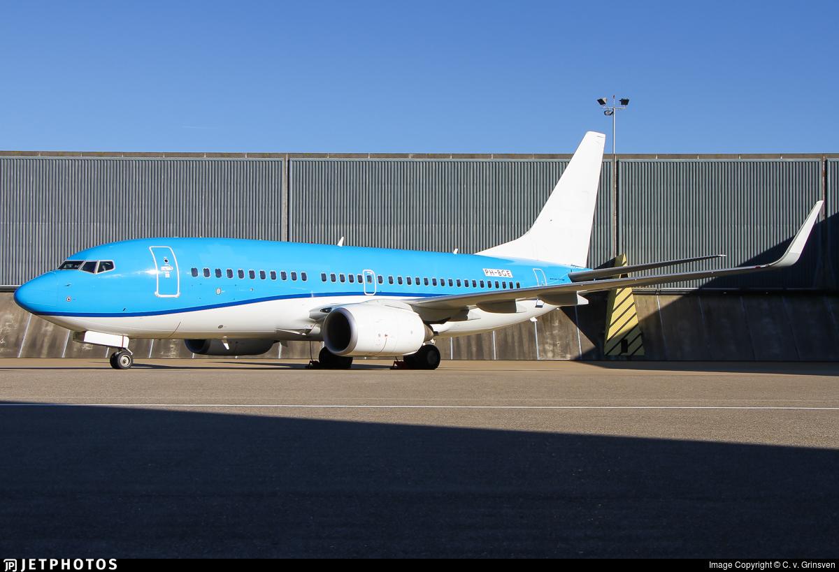 PH-BGE - Boeing 737-7K2 - Untitled