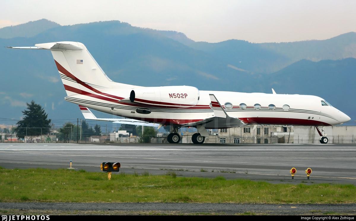 N502P - Gulfstream G450 - Wingtip Aviation