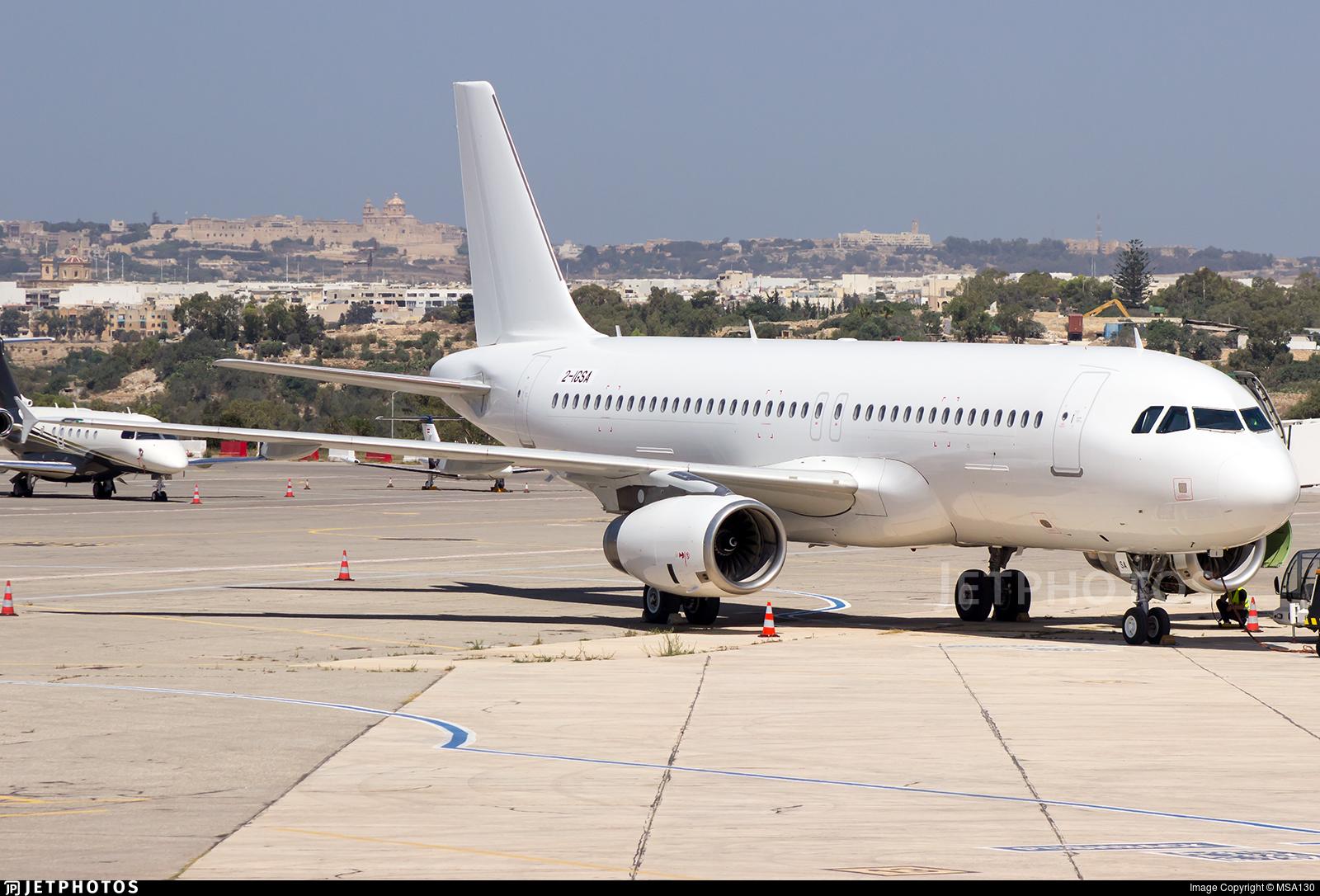 2-IGSA - Airbus A320-232 - Untitled
