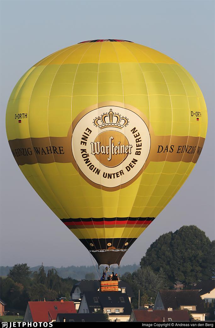 D-ORTH - Ultramagic M-145 - Sky Tours Ballooning