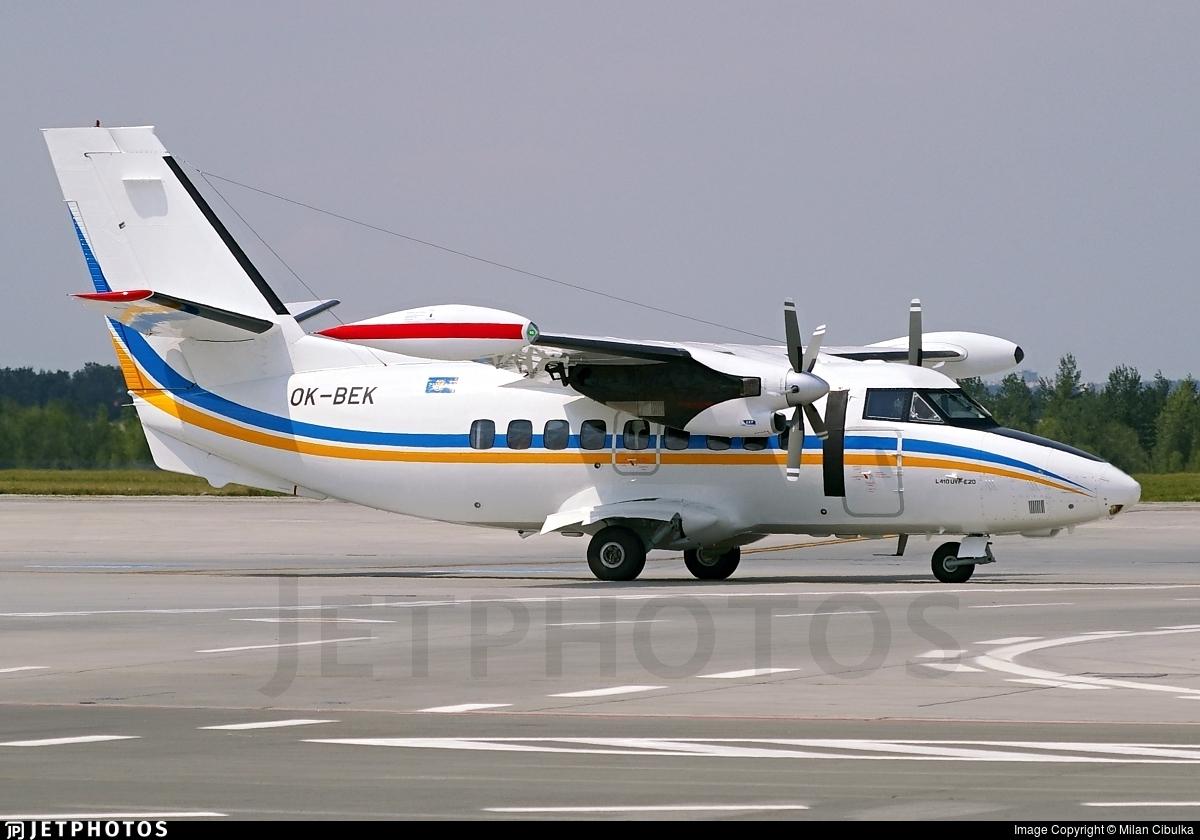 OK-BEK - Let L-410UVP-E20 Turbolet - LET-Aircraft Systems