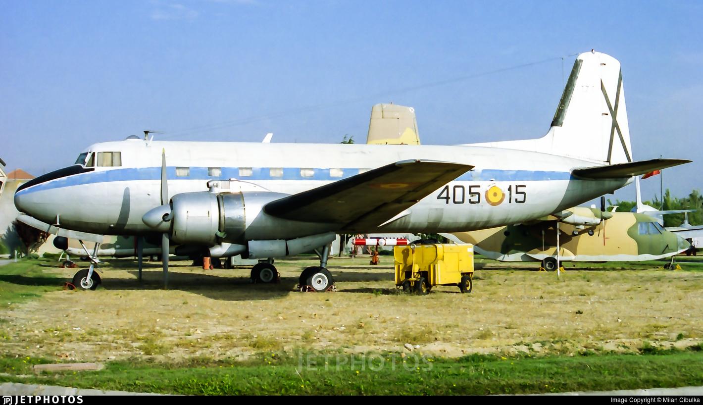 T.7-6 - CASA C-207A Azor - Spain - Air Force