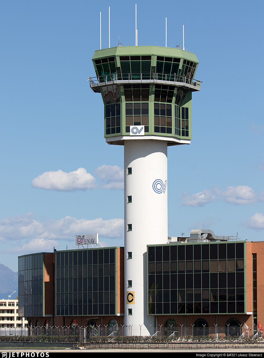 LIRN - Airport - Control Tower