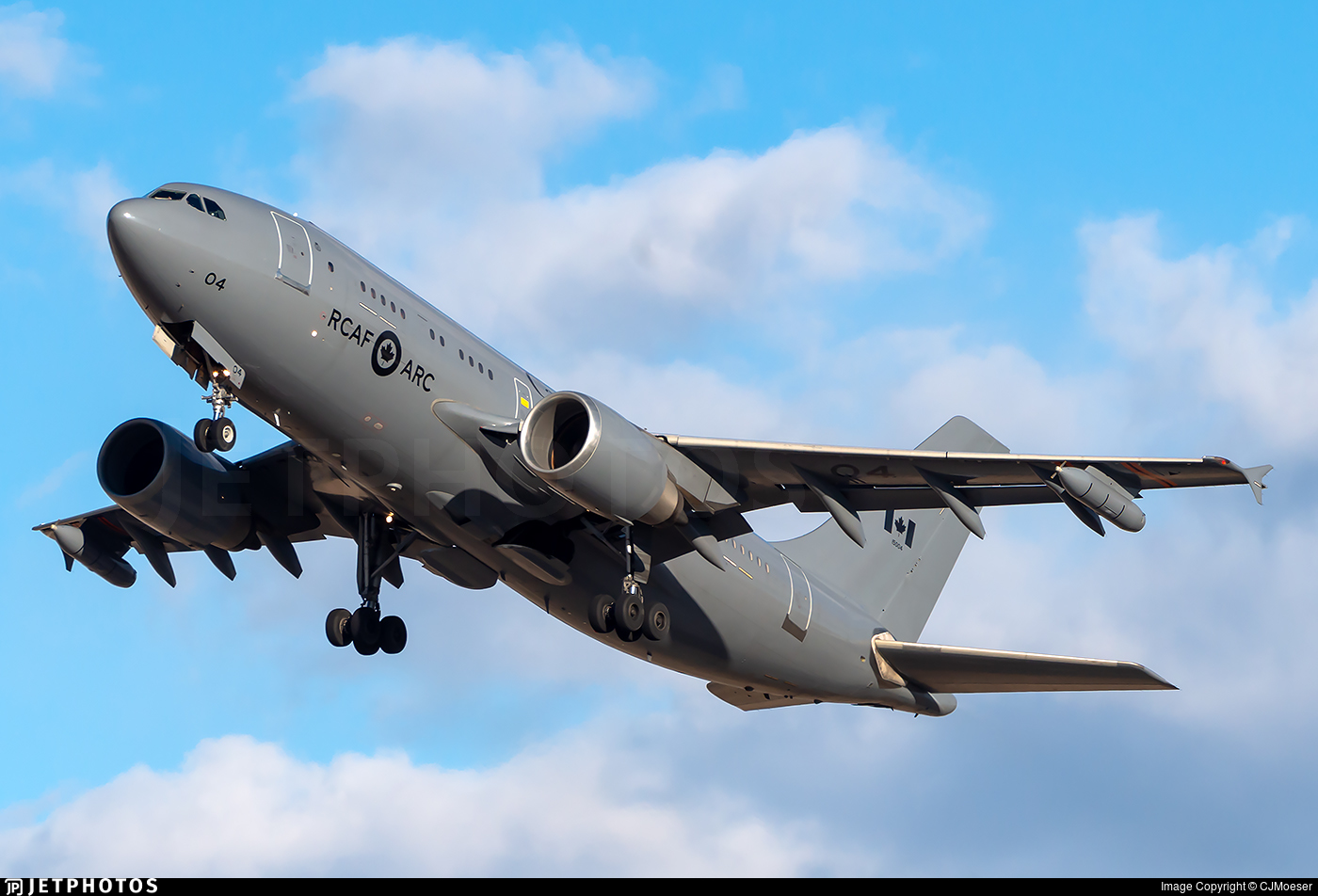 15004 - Airbus CC-150 Polaris - Canada - Royal Canadian Air Force (RCAF)
