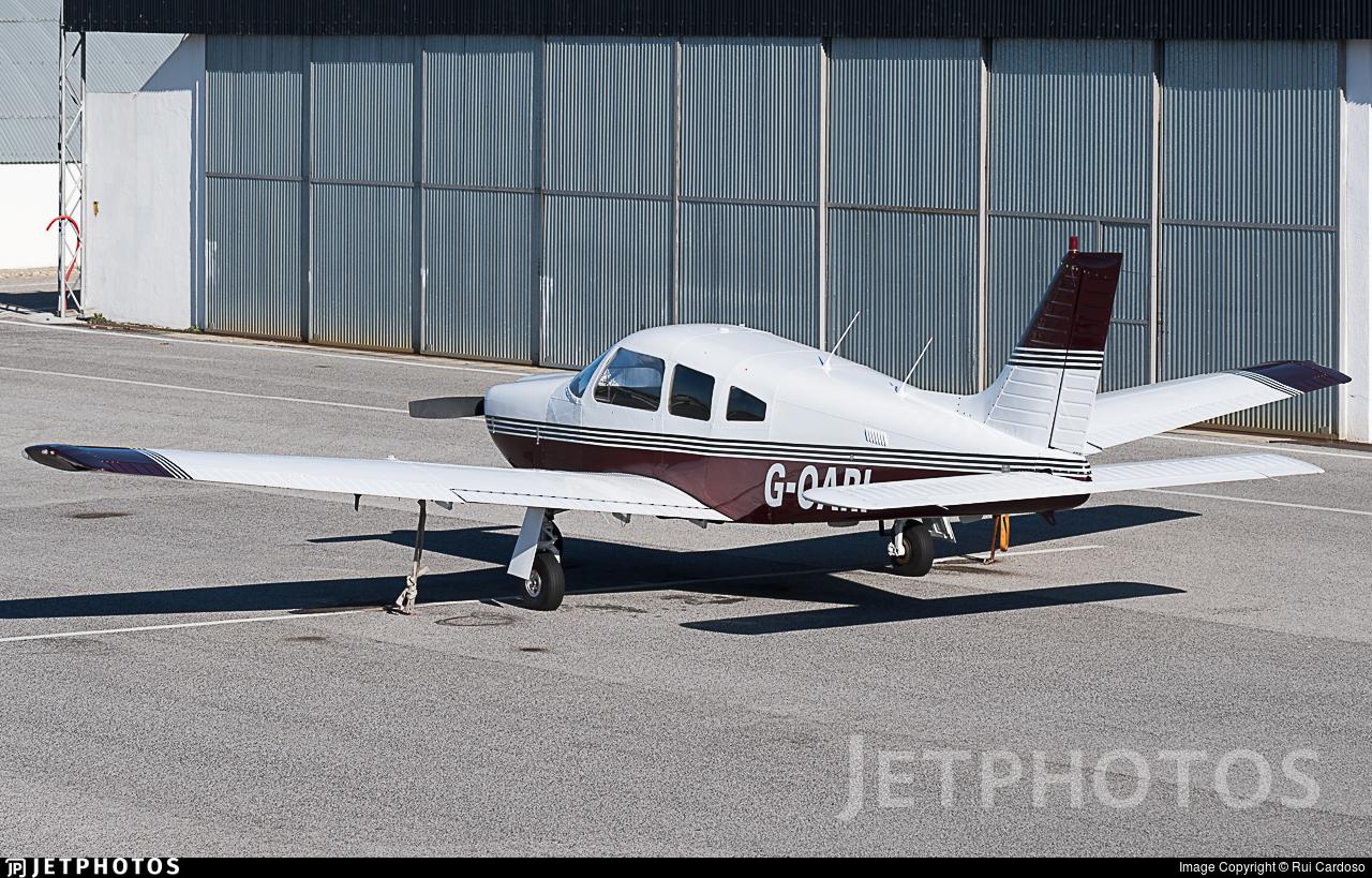 G-OARI - Piper PA-28R-201 Arrow - Cabair