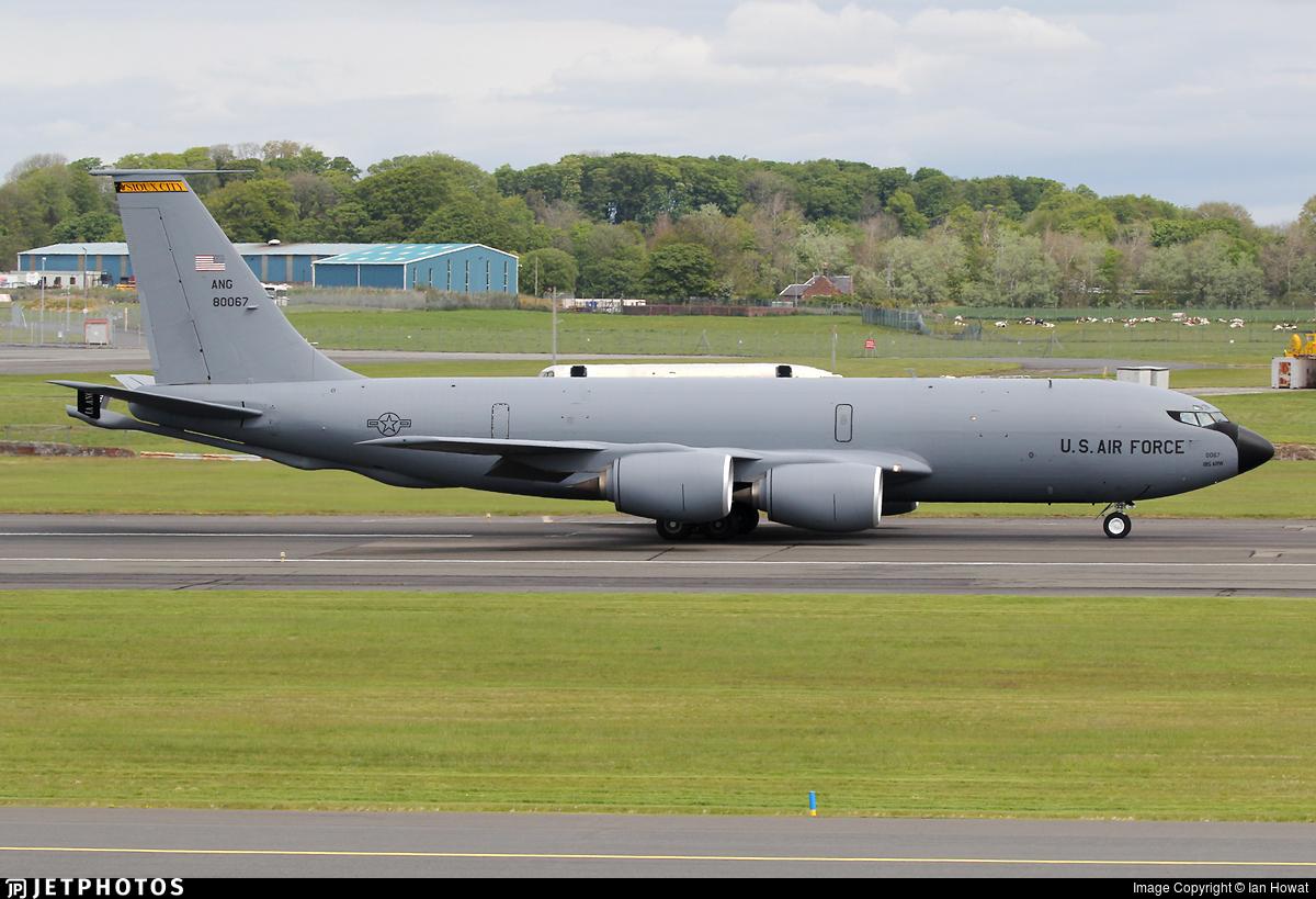 58-0067 - Boeing KC-135R Stratotanker - United States - US Air Force (USAF)