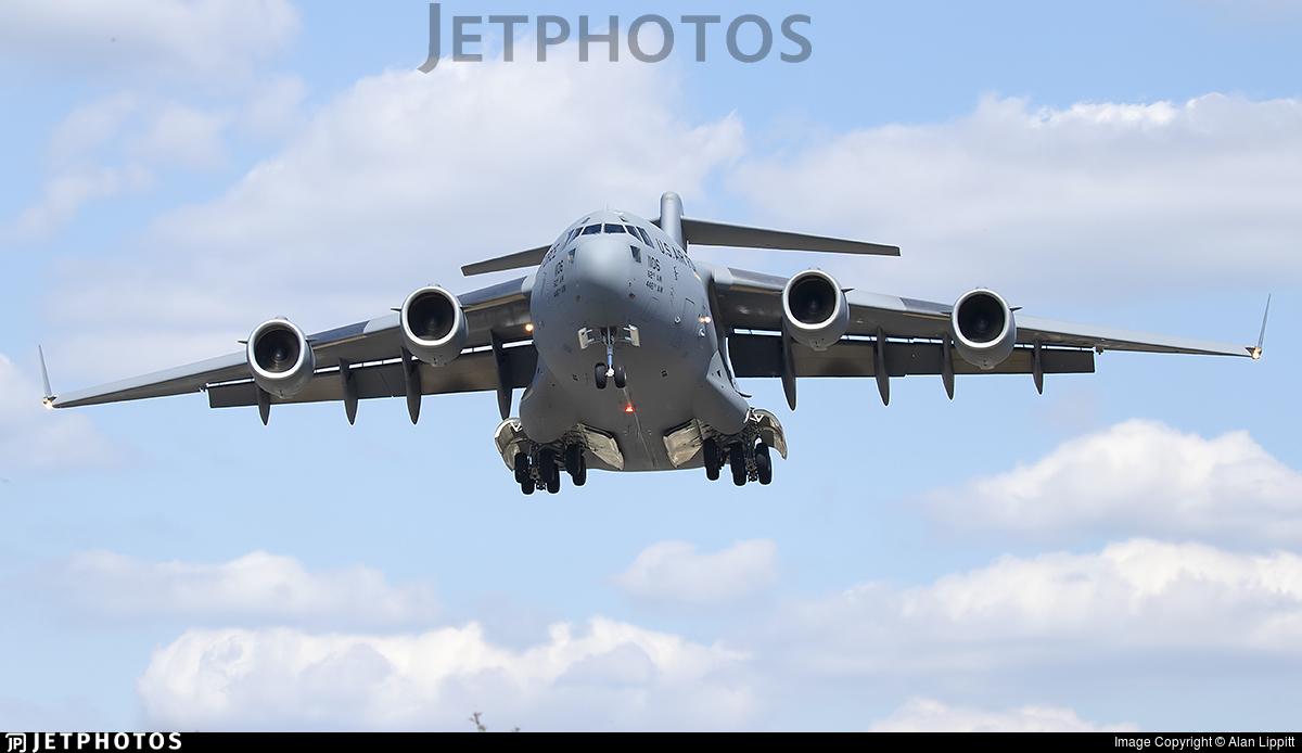 02-1106 - Boeing C-17A Globemaster III - United States - US Air Force (USAF)