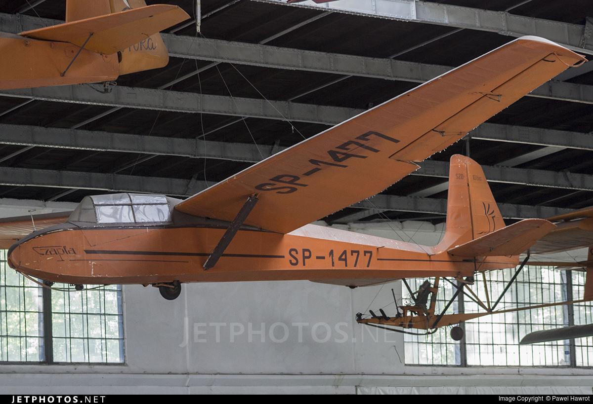 SP-1477 - SZD 10bis A Czapla - Private