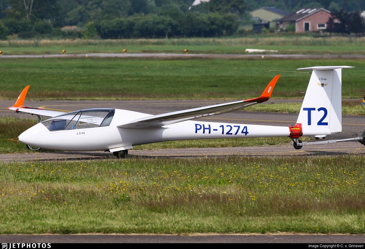 PH-1274 - Rolladen-Schneider LS-4b - Private