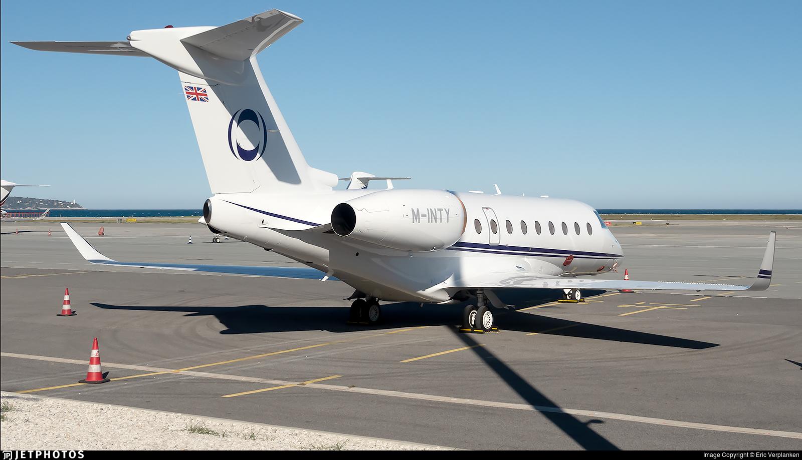 M-INTY - Gulfstream G280 - Private