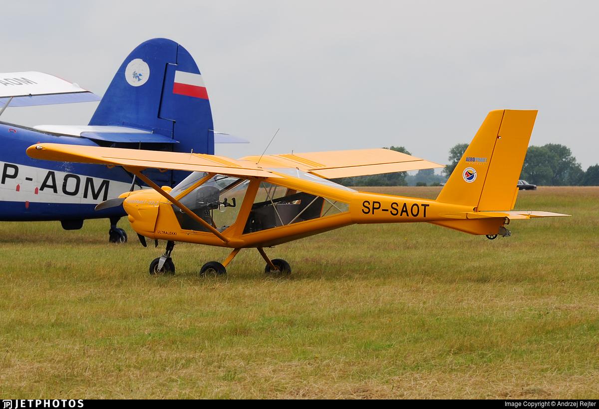 SP-SAOT - Aeroprakt A22L2 Foxbat - Private