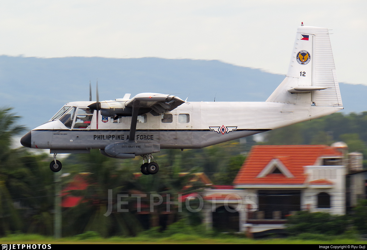 12 - GAF N22B Nomad - Philippines - Air Force