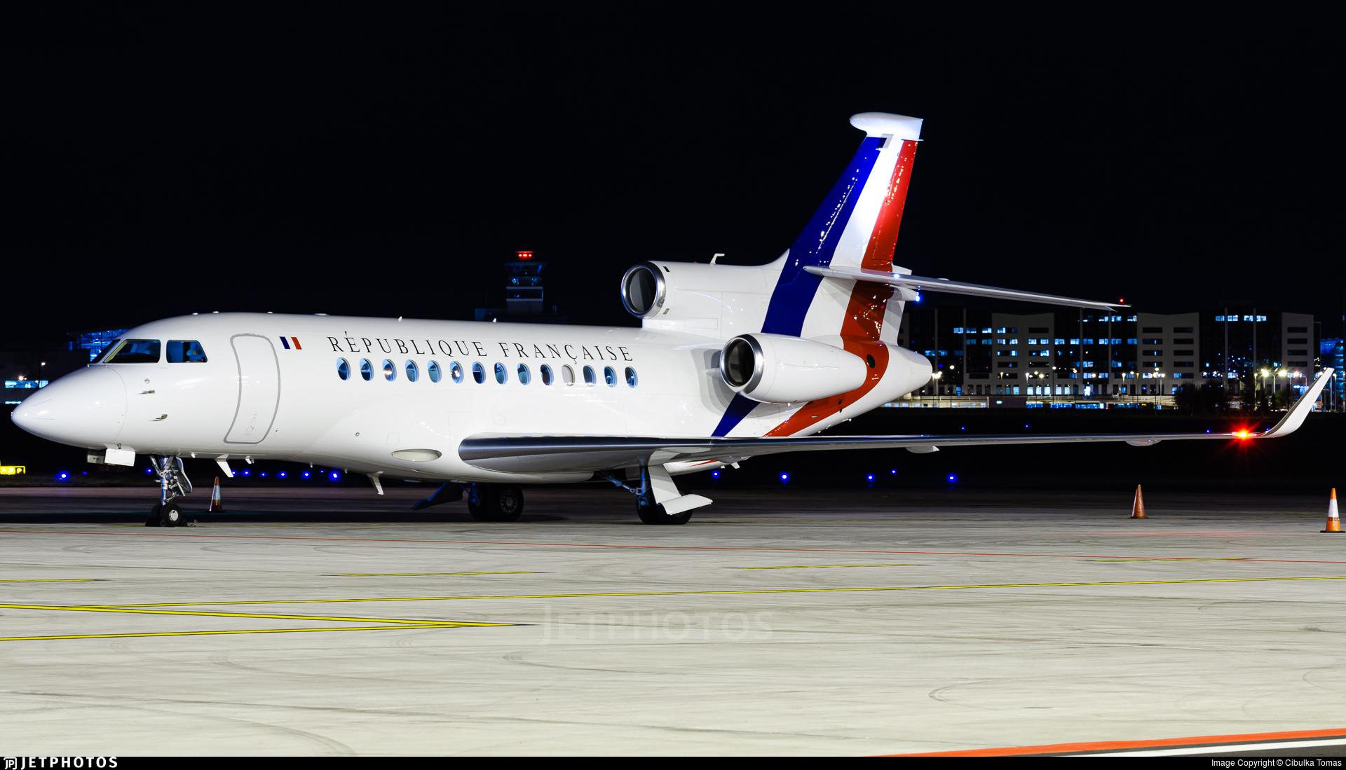 68 - Dassault Falcon 7X - France - Air Force