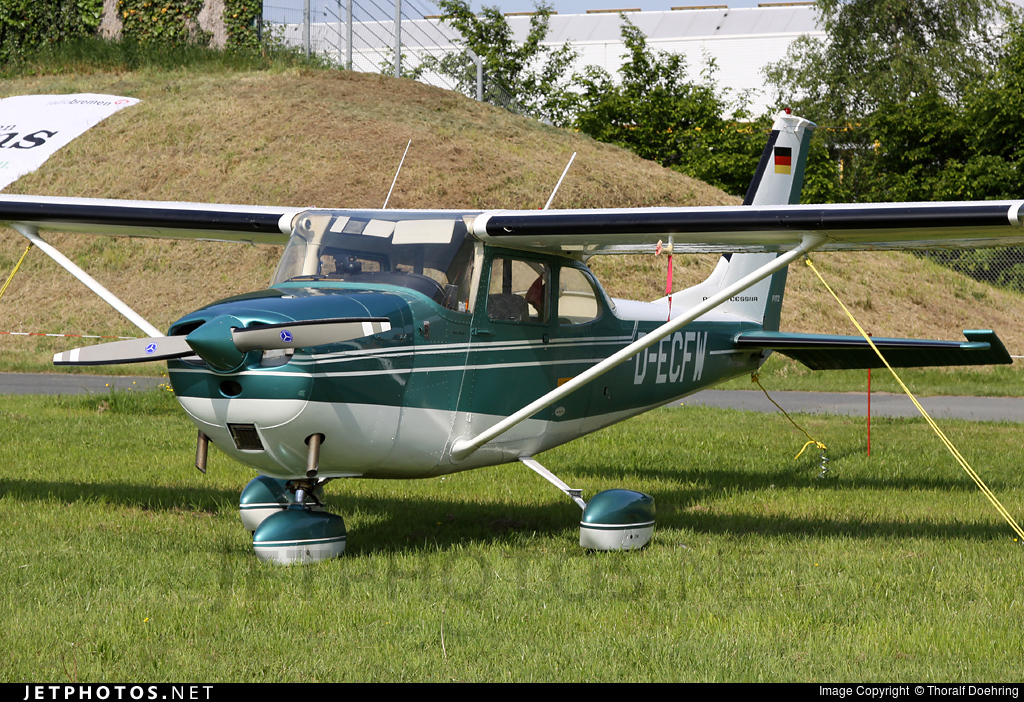 D-ECFW - Reims-Cessna F172H Skyhawk - Private
