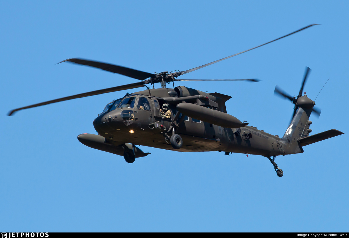 10-20314 - Sikorsky UH-60M Blackhawk - United States - US Army
