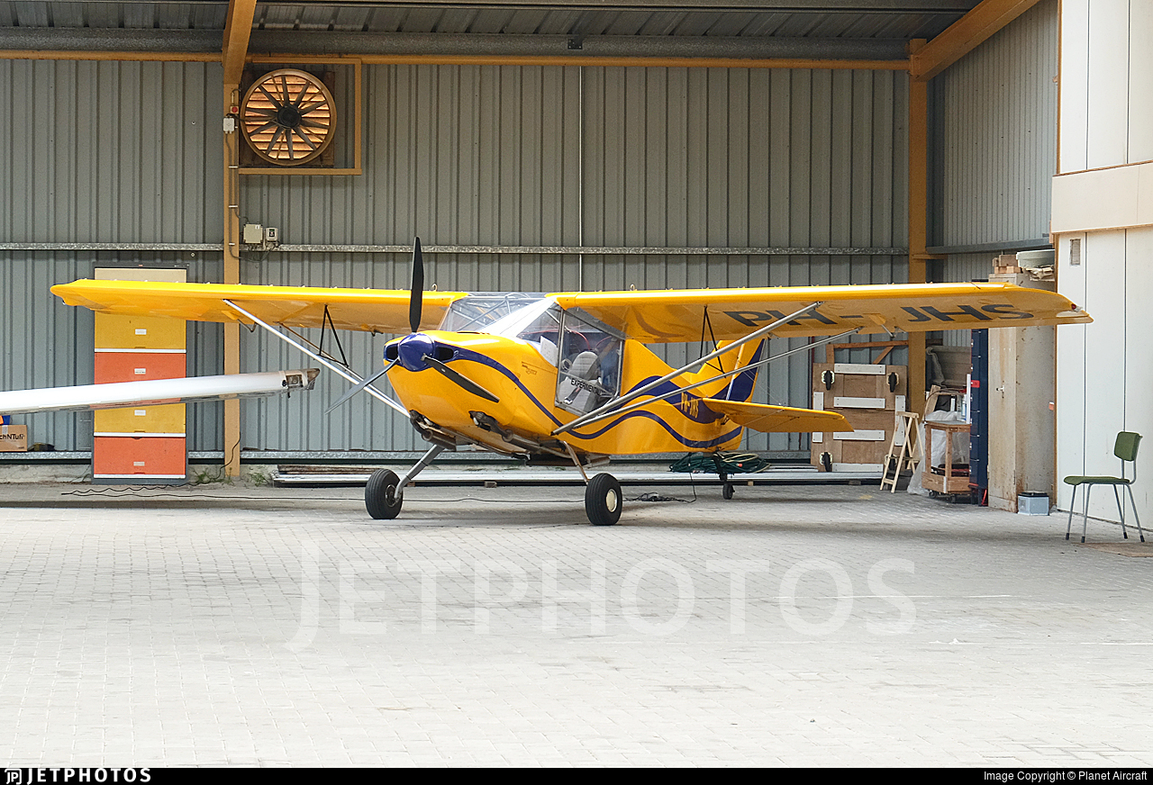 PH-JHS - Rans S-6 Coyote II - Private