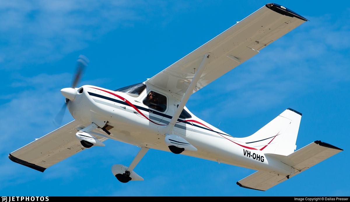VH-OHG - Glasair GS-2 Sportman TC - Private