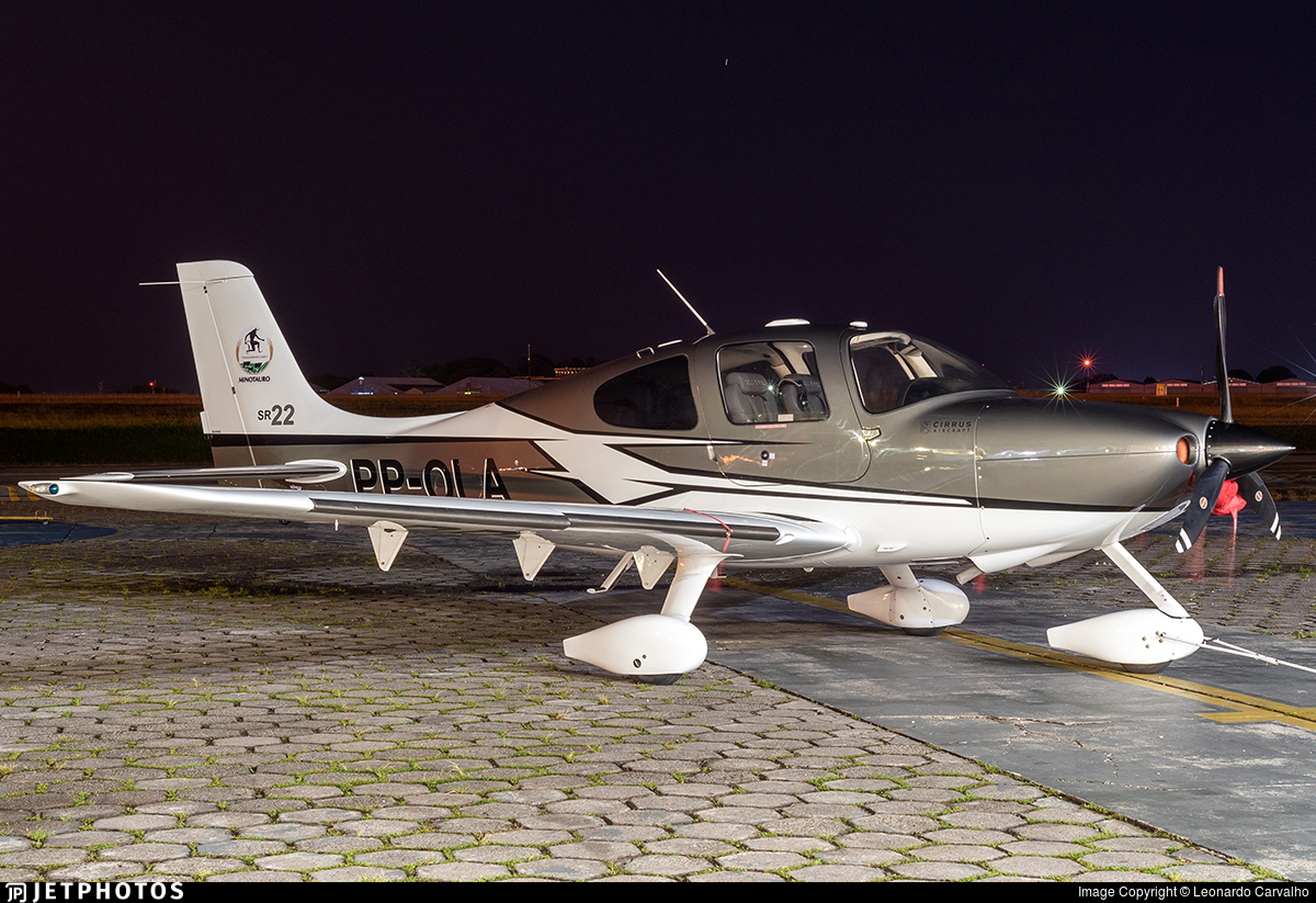 PP-OLA - Cirrus SR22 - Cirrus Aviation