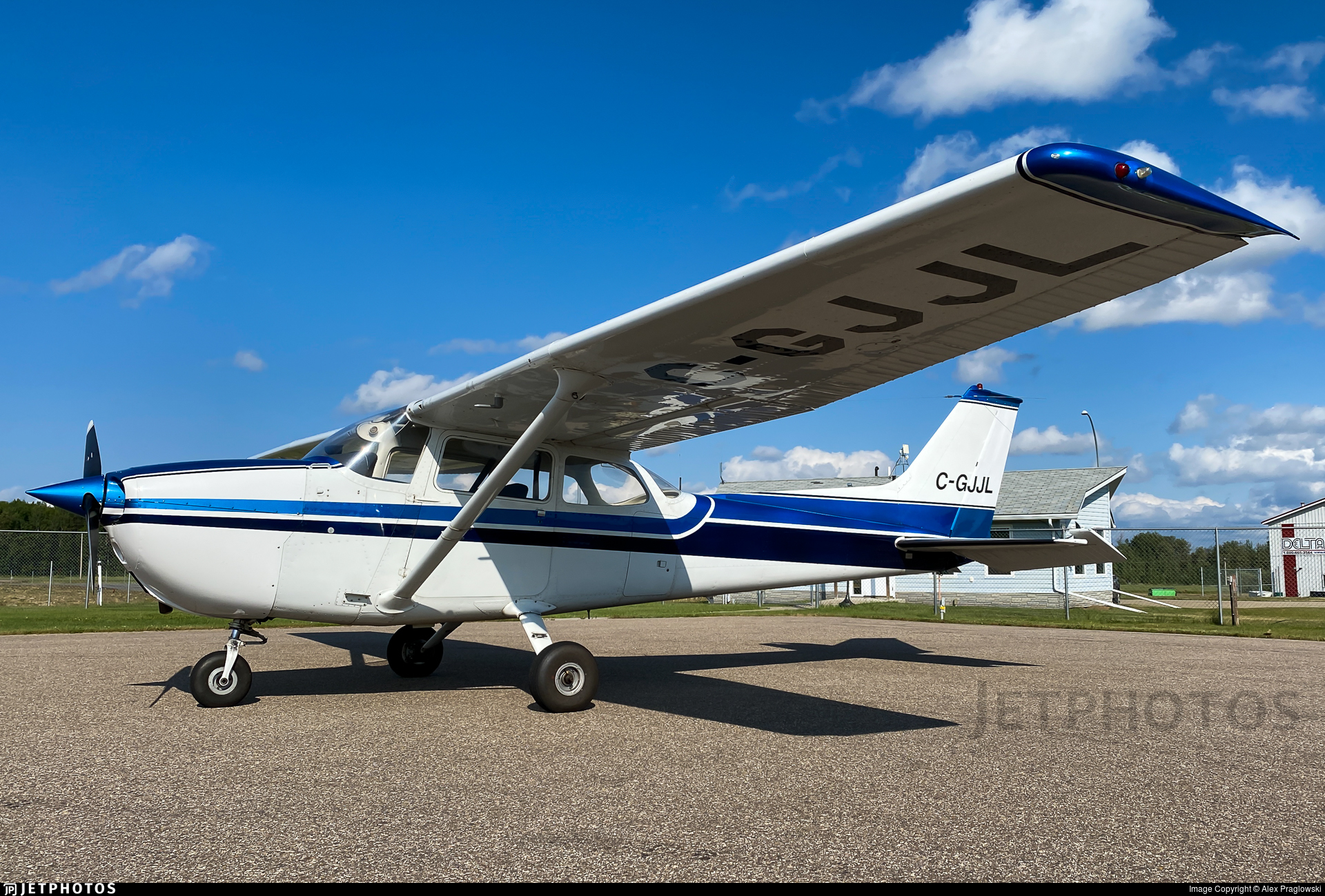 C-GJJL - Cessna 172M Skyhawk - Namao Flying Club
