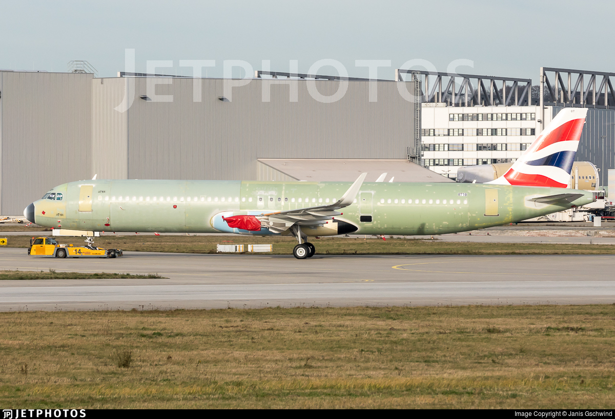 D-AYAP - Airbus A321-251NX - Airbus Industrie