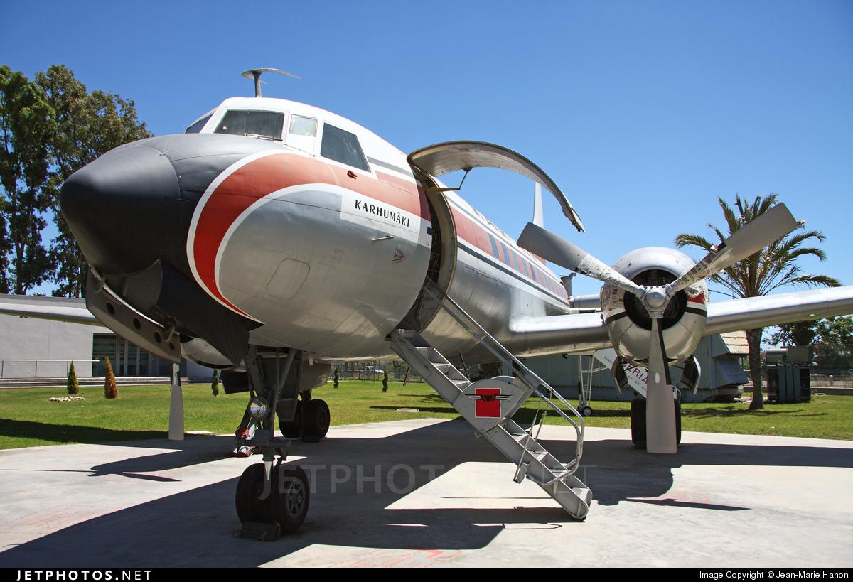 OH-VKN - Convair CV-440 - Kar-Air