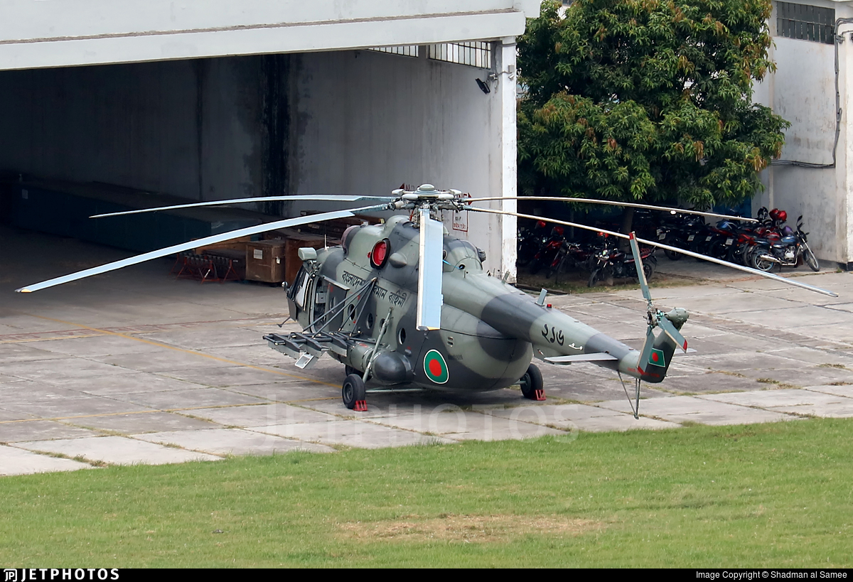 216 - Mil Mi-17 Hip - Bangladesh - Air Force