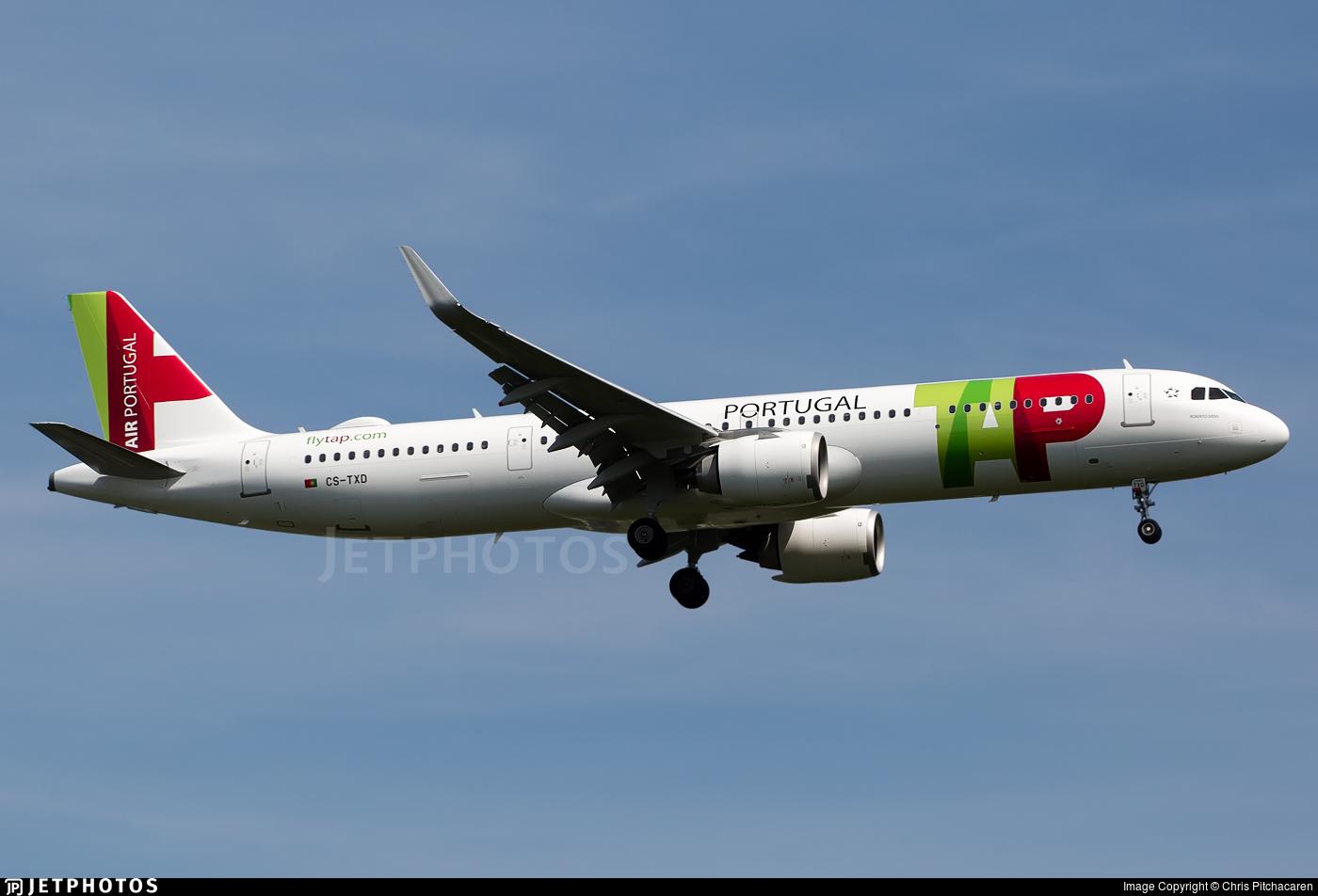 CS-TXD - Airbus A321-251NX - TAP Air Portugal