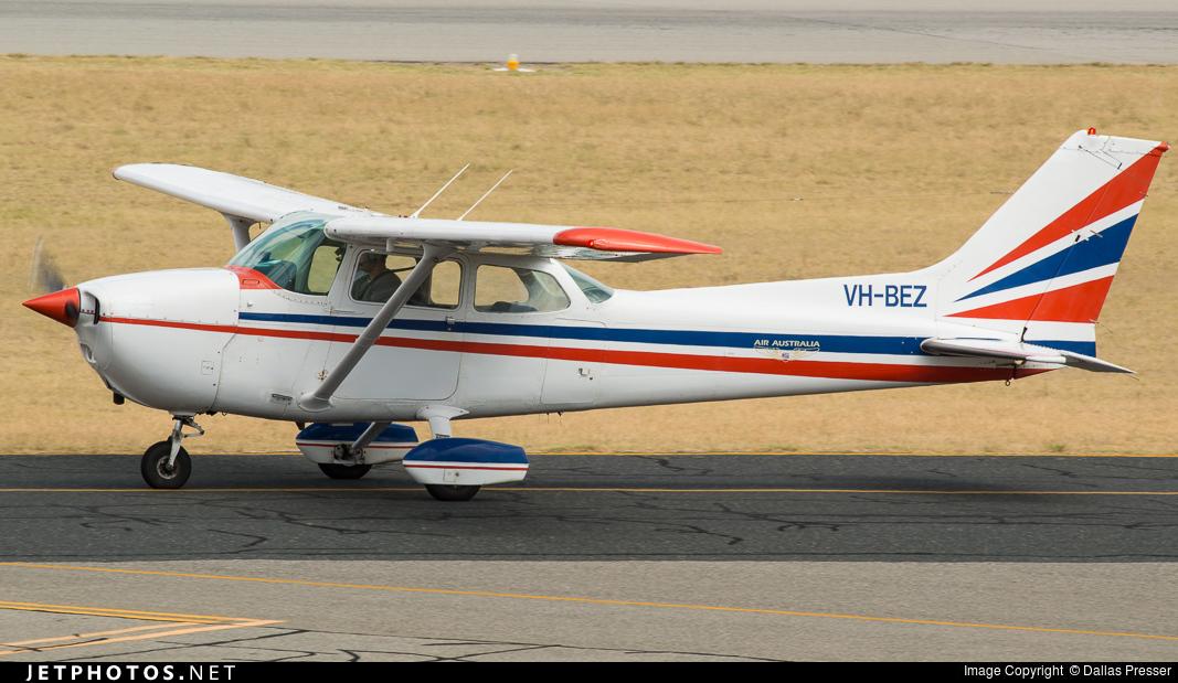 VH-BEZ - Cessna 172N Ram - Private