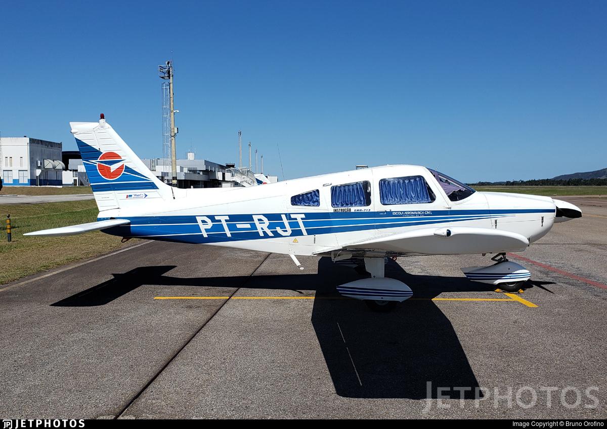 PT-RJT - Embraer EMB-712 Tupi - Aero Club - Rio Grande do Sul