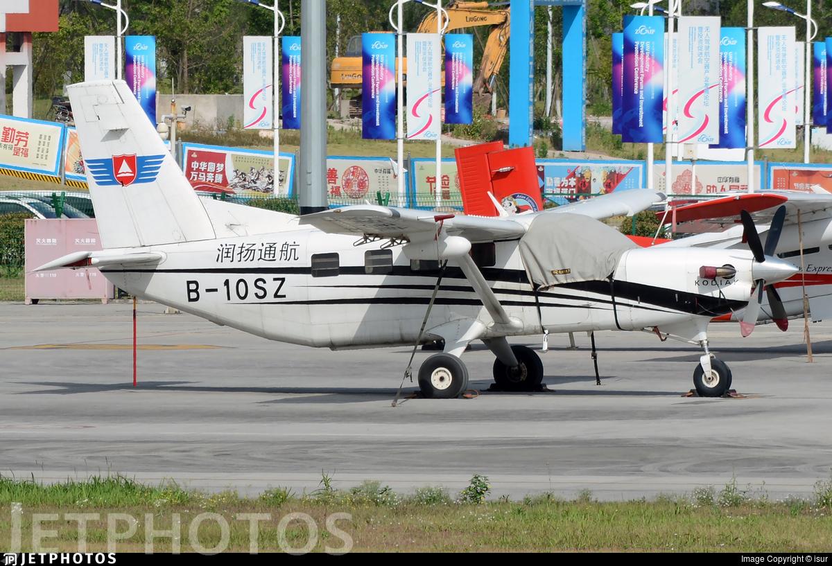 B-10SZ - Quest Aircraft Kodiak 100 - Private