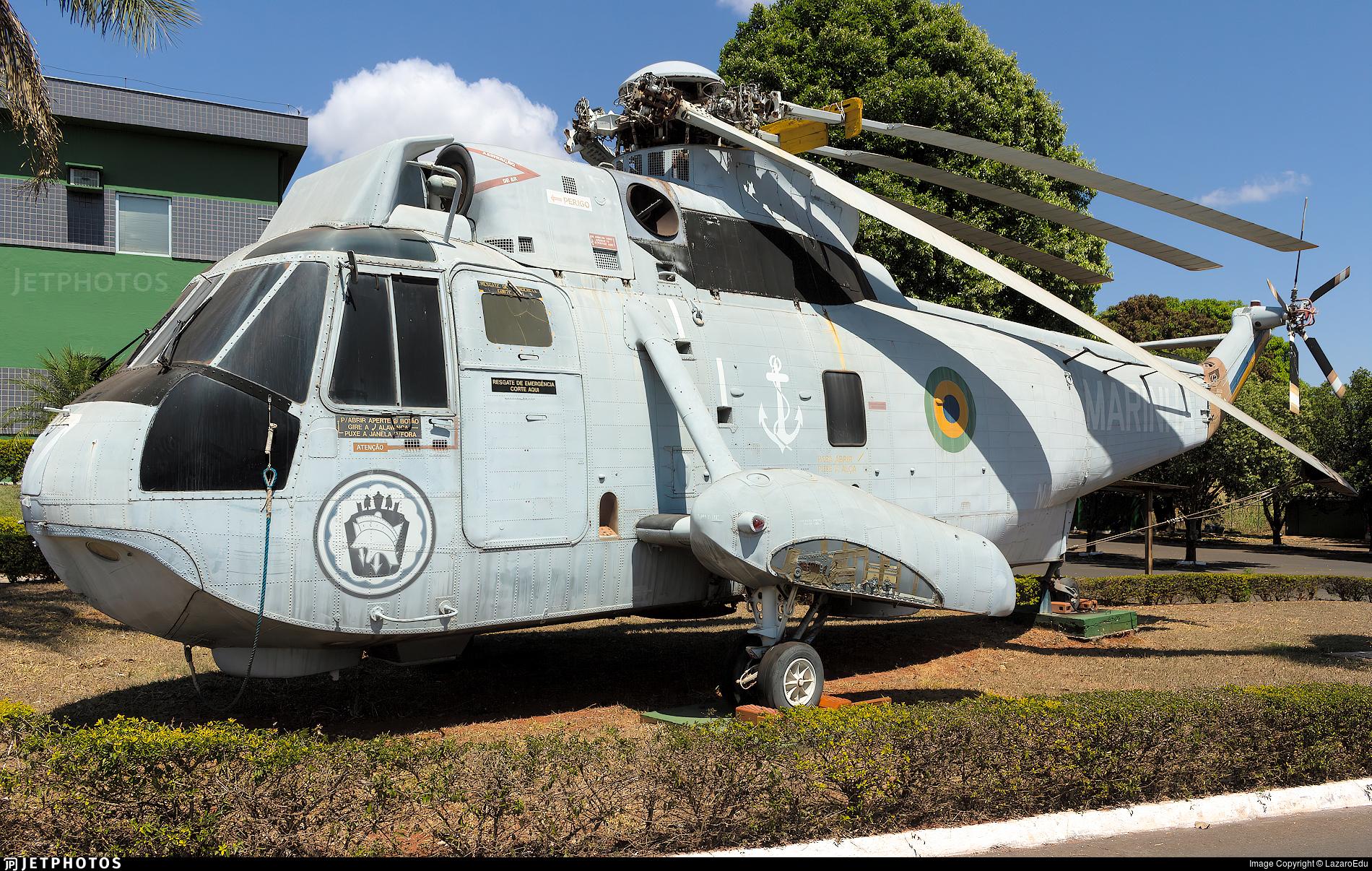 N-3017 - Sikorsky CH-124B Sea King - Brazil - Navy
