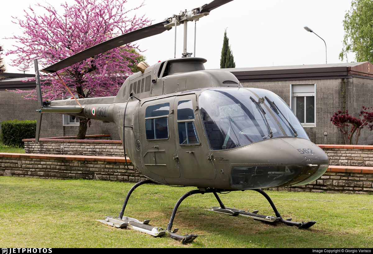 MM80623 - Agusta-Bell AB-206A JetRanger - Italy - Army