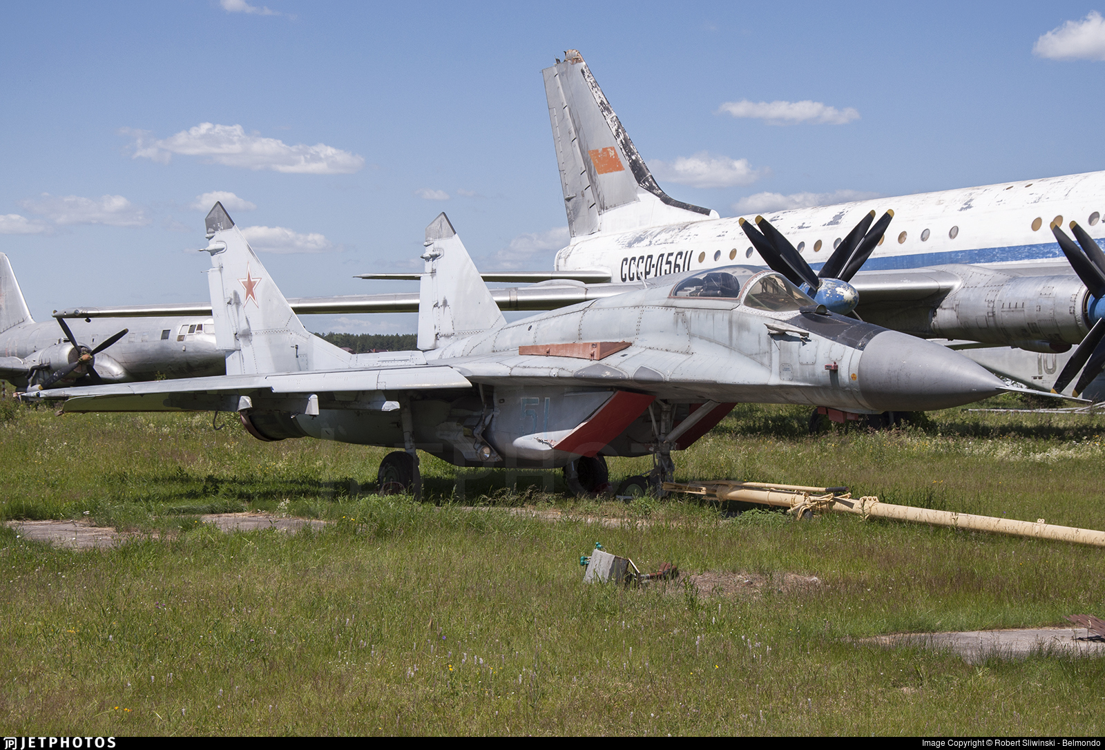 51 - Mikoyan-Gurevich MiG-29S Fulcrum C - Russia - Air Force