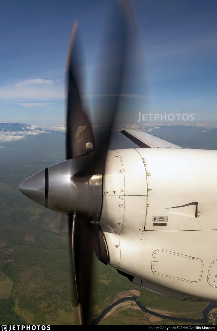 TG-TAT - Saab 340B+ - TAG Airlines - Transportes Aéreos Guatemaltecos