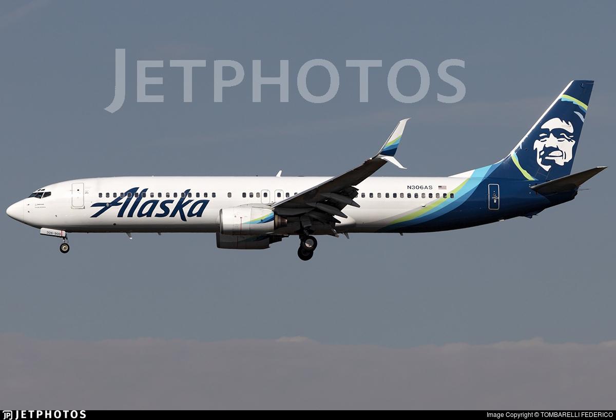 N306AS - Boeing 737-990 - Alaska Airlines