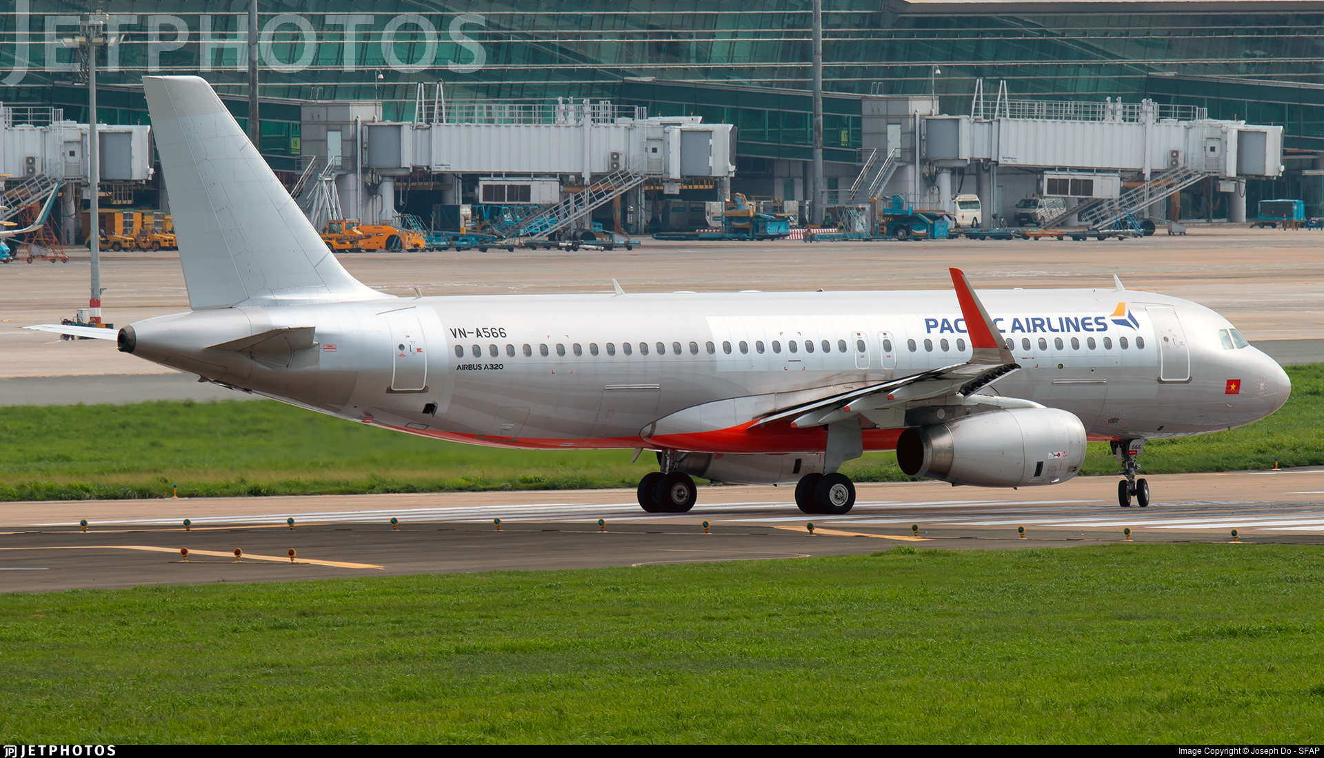 VN-A566 - Airbus A320-232 - Pacific Airlines