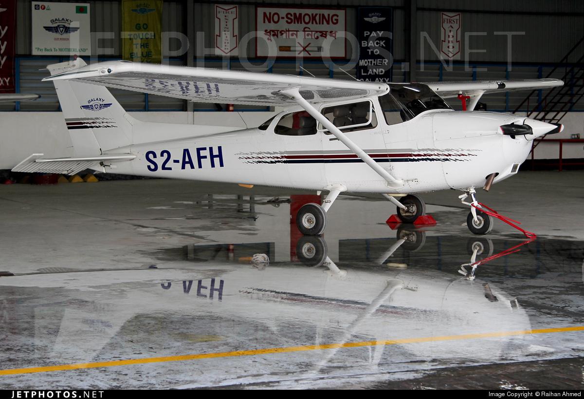 S2-AFH - Cessna 172 Skyhawk - Galaxy Flying Academy Ltd