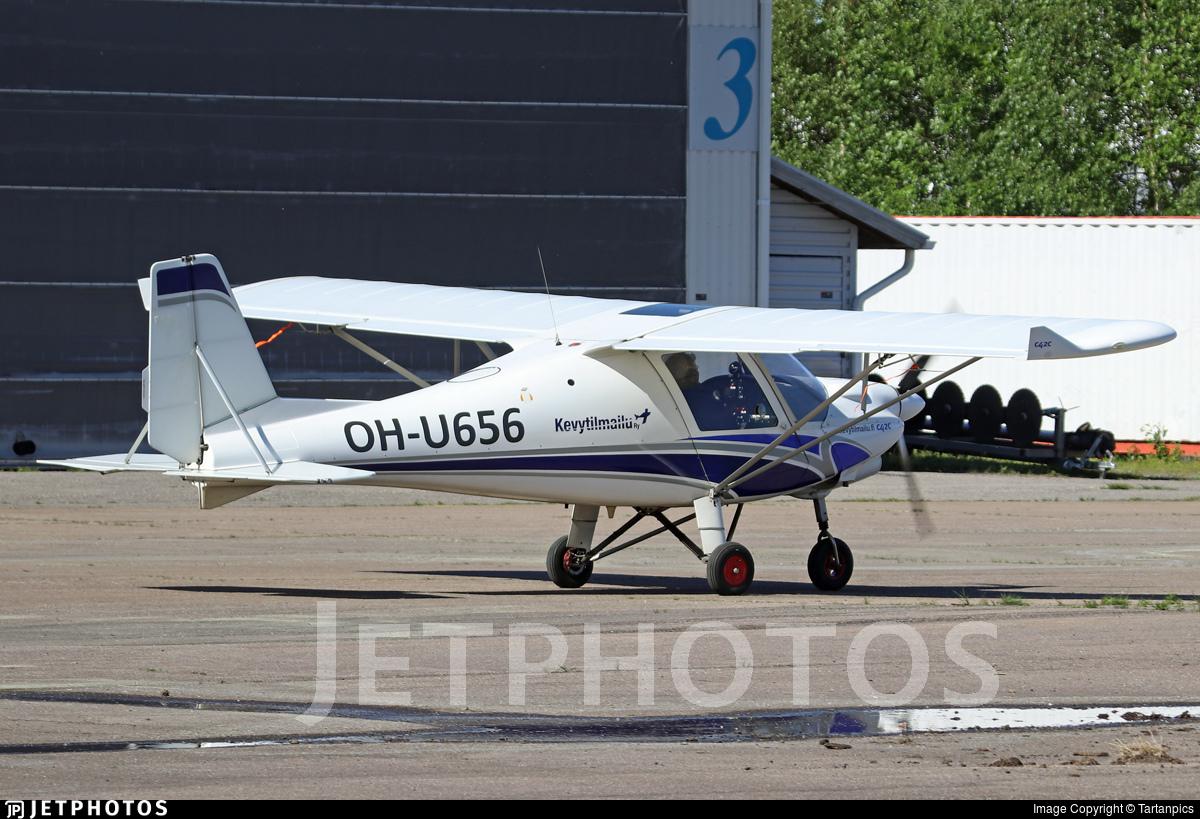 OH-U656 - Ikarus C-42B - Private