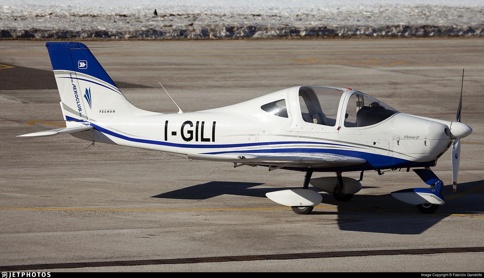 I-GILI - Tecnam P2002 Sierra - Private