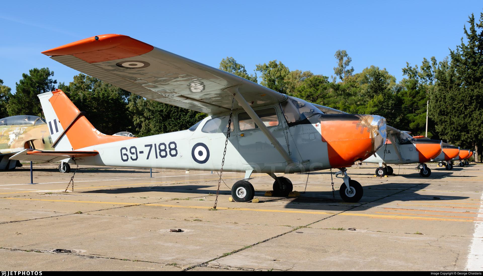 69-7188 - Cessna T-41D Mescalero - Greece - Air Force