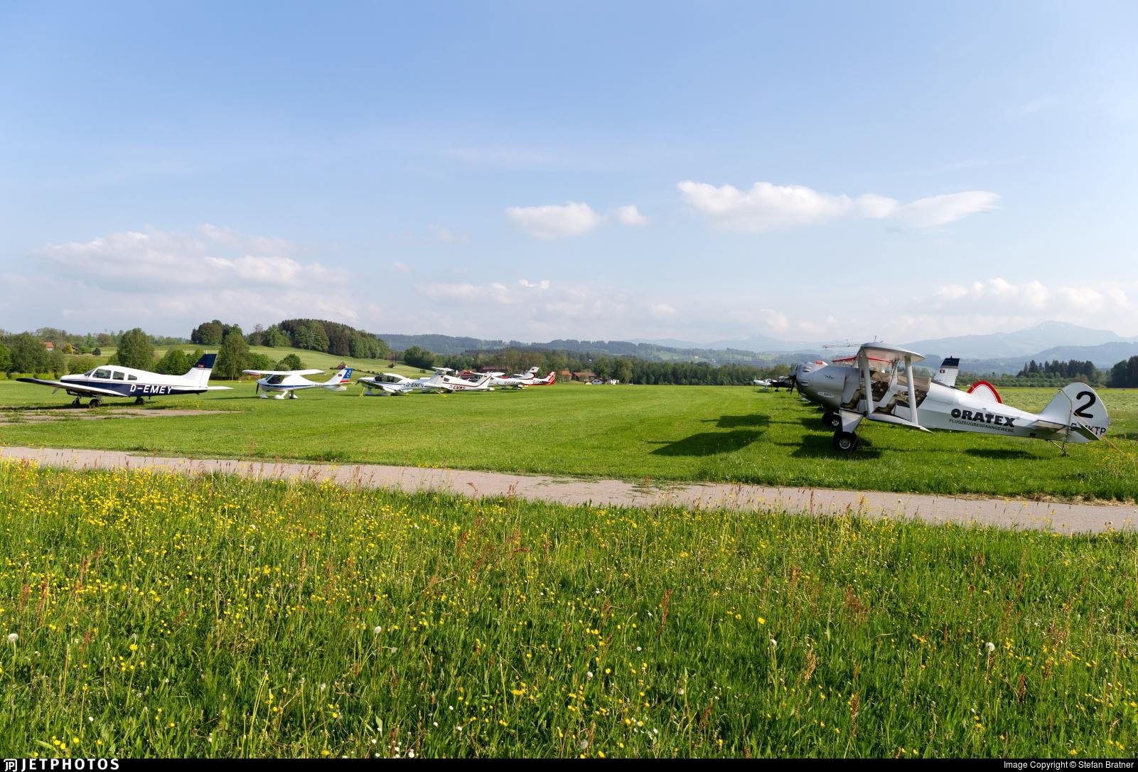 EDMK - Airport - Ramp