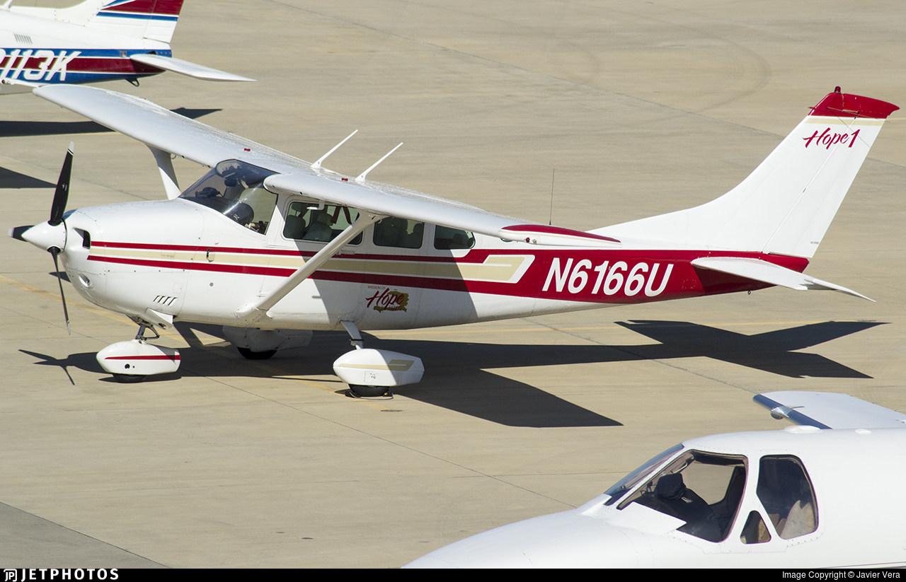 N6166U - Cessna U206G Stationair - Private