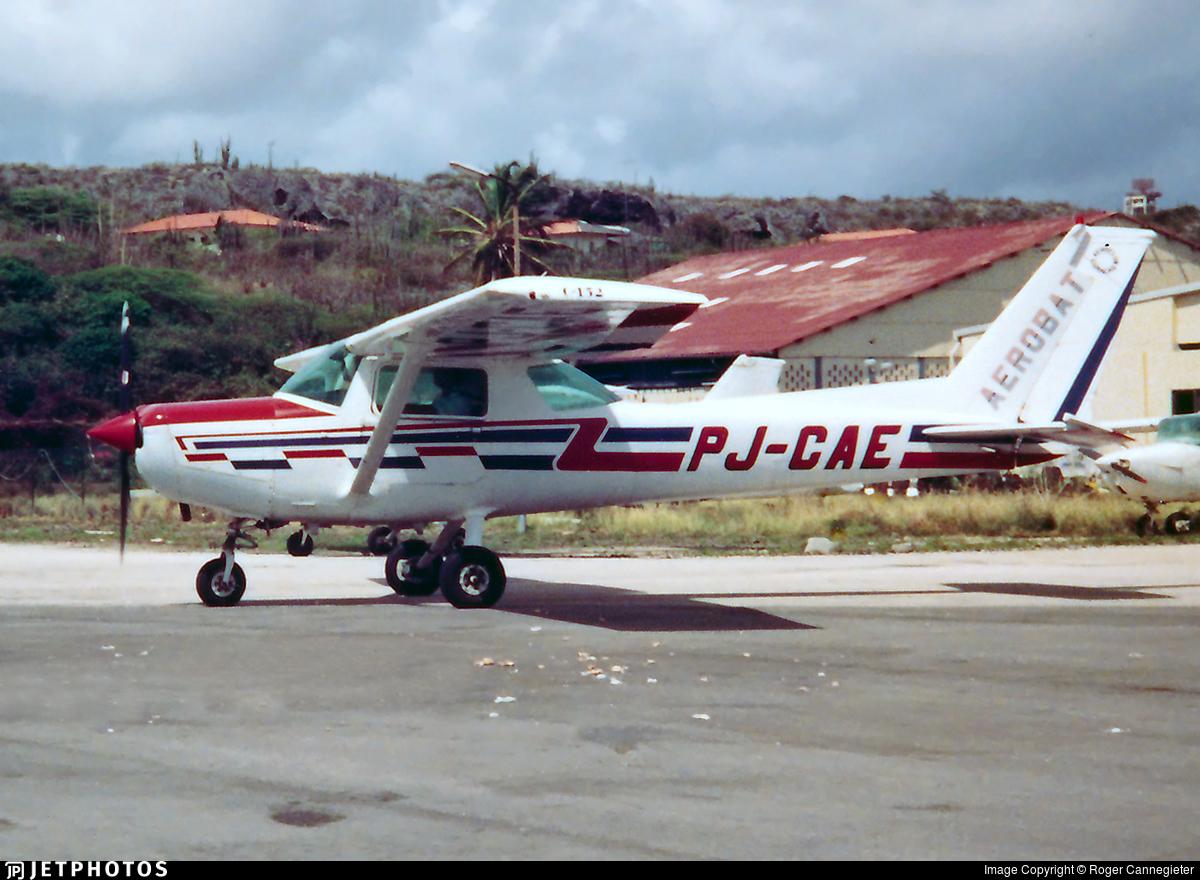 PJ-CAE - Cessna A152 Aerobat - Private